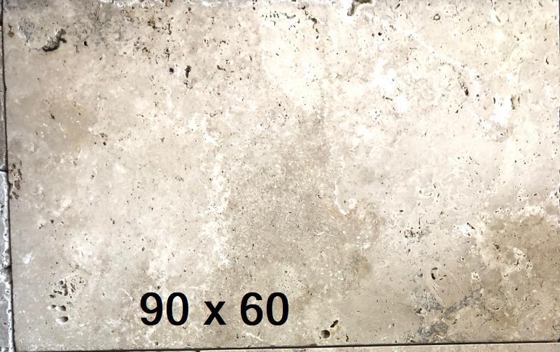 90X60 TRAVERTIN COMMERCIAL