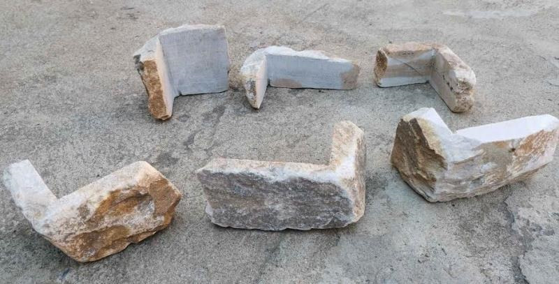 Angle parement pierre