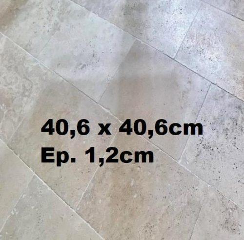 Travertin 40,6x40,6