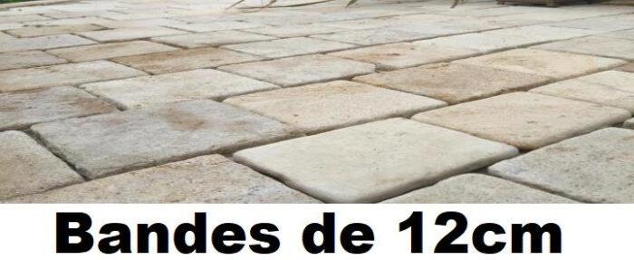 Pavé en pierre de Bourgogne