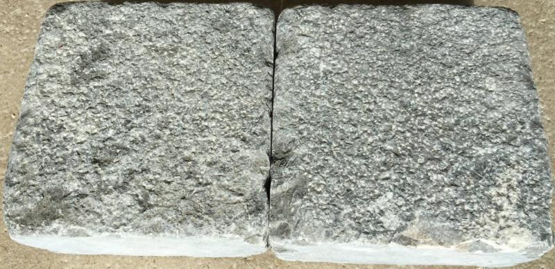 Pavé gris Louri pierre naturelle