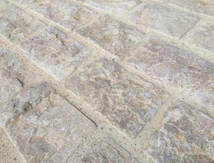 pavé vieux Lozère pierre naturelle