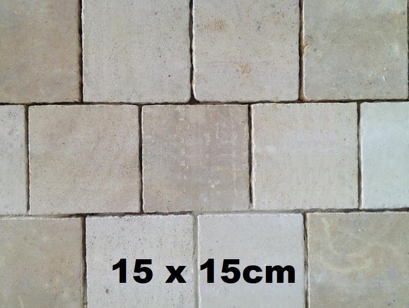 pierre de Bourgogne Chatillonnais 15x15cm