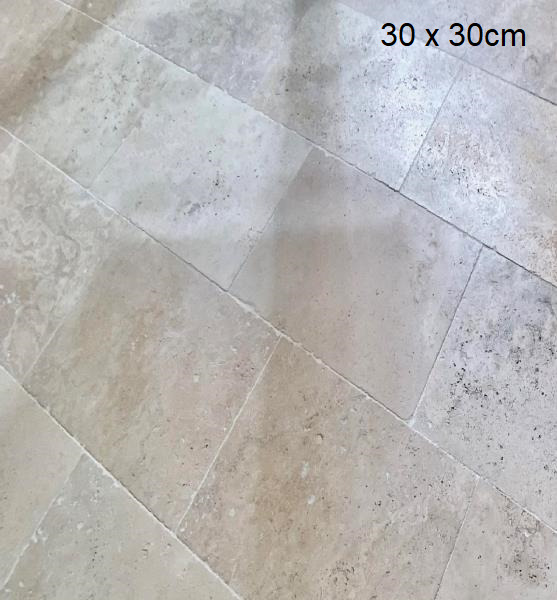 Travertin 30x30cm