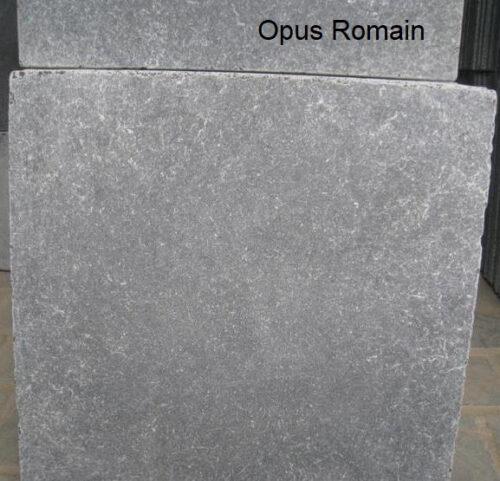 Opus Romain BLUE STONE PIERRE BLEUE DU VIETNAM