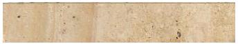 Plinthe en Beaunotte adouci pierre de Bourgogne